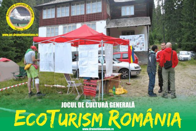 joc de cultura generala eco turism drumetii montane targu jiu